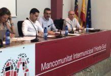 Jose Maria Angel reunion policia local Horta Sud