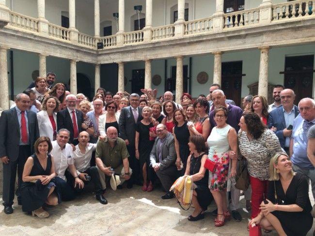 Juan Carlos Fulgencio con PSPV Horta toma posesión Delegado Gobierno CV