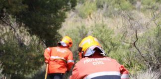 Proteccion civil Torrent lucha contra incendios forestales