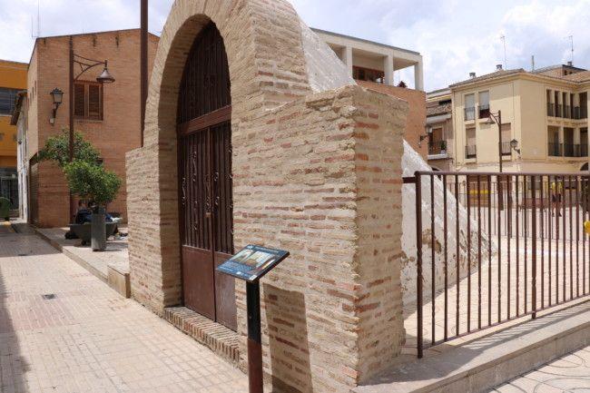 Quart de Poblet cisterna