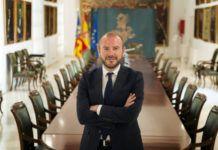 Toni Gaspar diputacion de Valencia