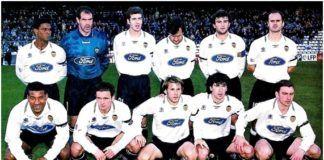 Valencia CF temporada 95-96