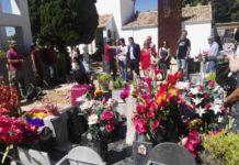 Exhumación fosas Paterna