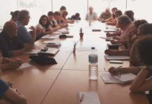 Paterna reunió amb entitats coordinació aquarius