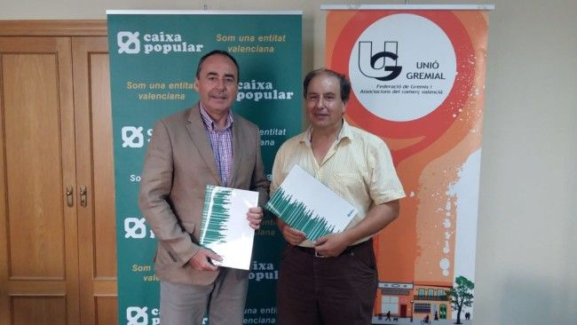 Acord Unió Gremial con Caixa Popular