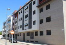 Almàssera calles Levante UD y Valencia CF