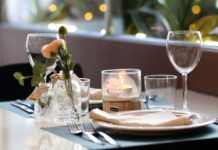 Bonaire cena romantica