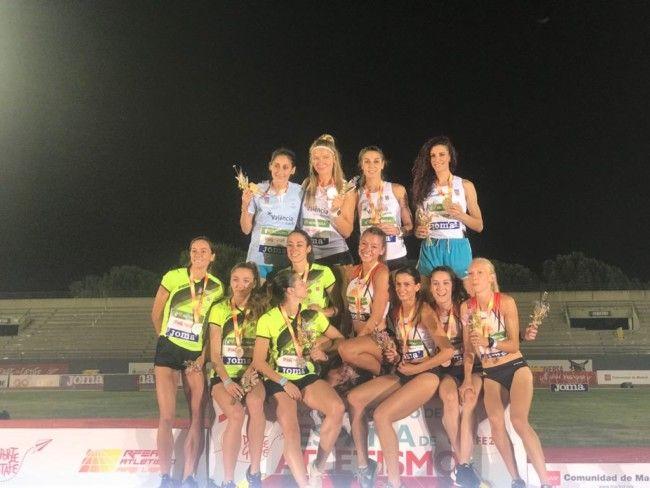 CA Valencia Esport podio