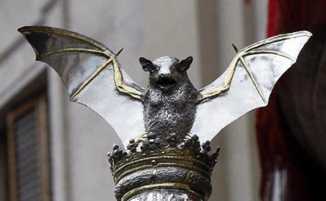 Llegenda de la rata penada