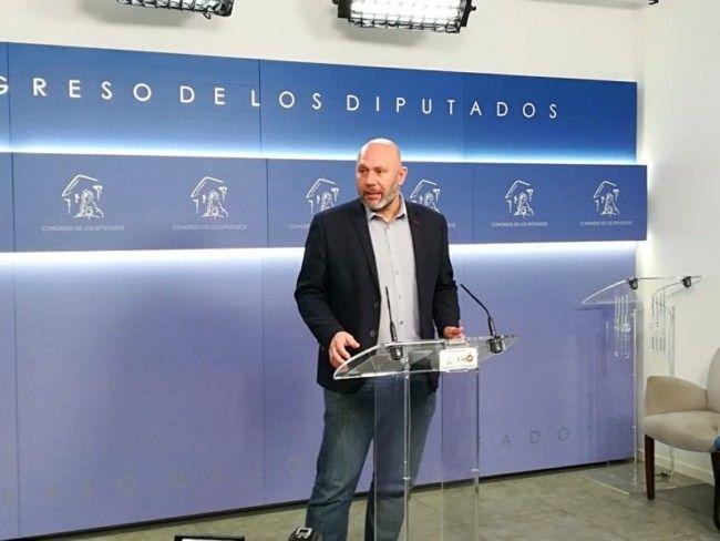 Ricardo Sixto congreso de los diputados