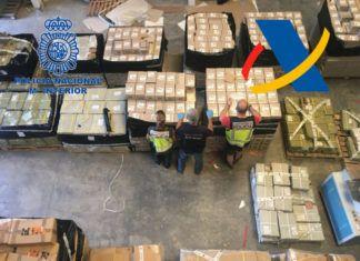almacen pilas Manises Policia Nacional