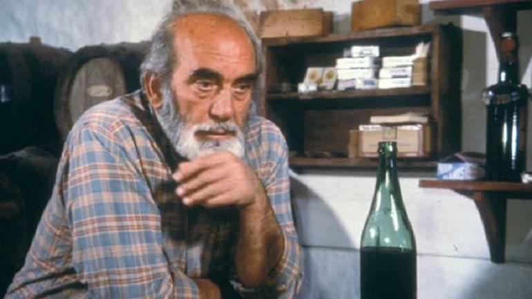 Antonio Ferrandis en el papel de Chanquete