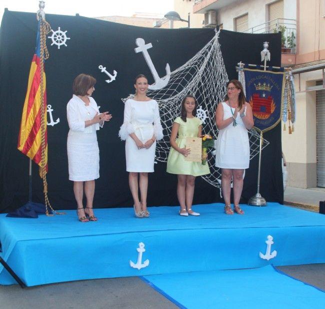 lectura d'acta Falleres Majors Alaquàs 2019