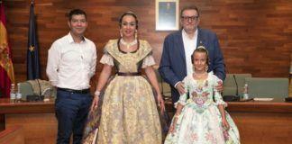Torrent proclama oficialmente a Carmen Raga y Leyre Gallego falleras mayores de 2019