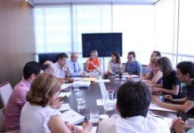 reunión autoridad metropolitana de transporte