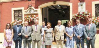Bonig visita fiestas Mislata