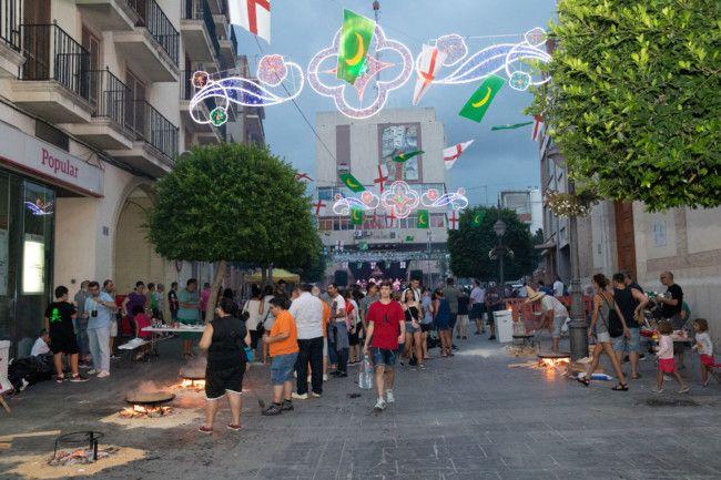 Concurso de paellas fiestas Mislata
