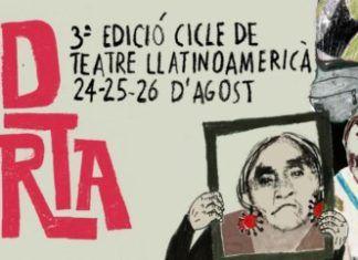III edició del teatre llatinoamericà a Benimaclet