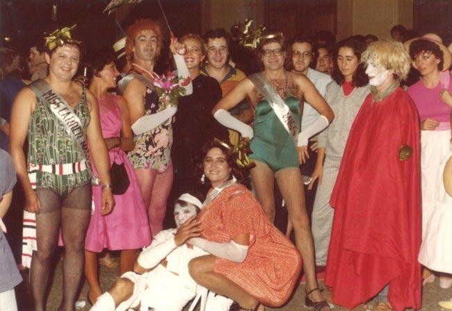 Rafelbunyol Ball de Disfresses 1981