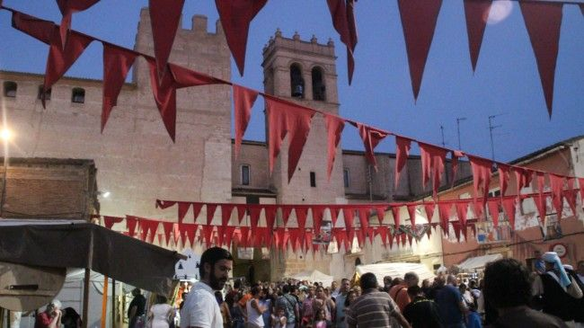 Alaquàs mercat medieval