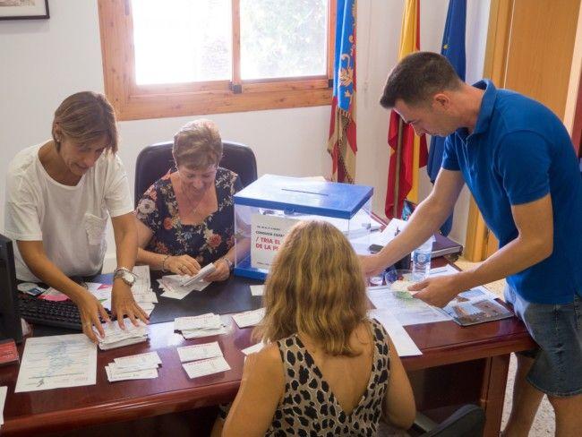 El Puig recuento de votos
