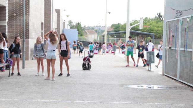 Inicio curso escolar Paterna 2018-2019