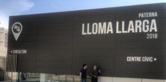 Nuevo consultorio médico Lloma Llarga