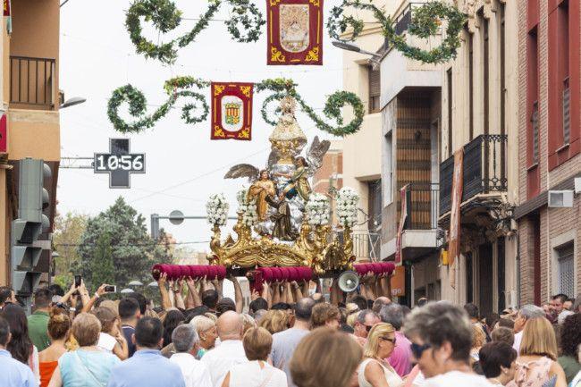 Picassent celebra amb fervor el dia de la Mare de Déu de Vallivana