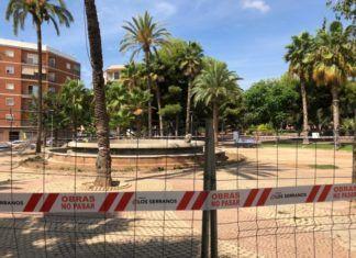 Remodelación parque Alborgí