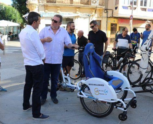 Torrent bicicleta inclusiva
