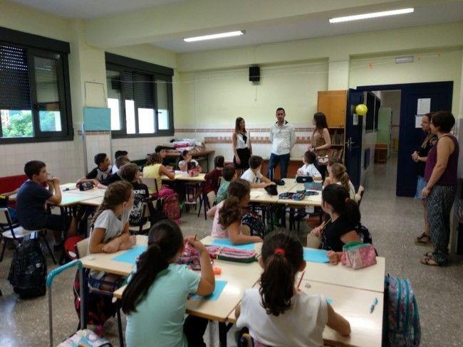 Inicio curso escolar Mislata 2018-2019