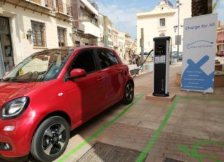 alcàsser vehicles elèctrics