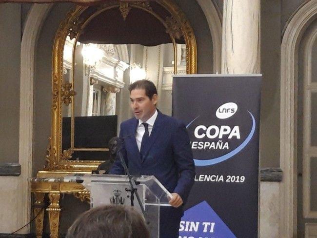 Kike Boned, ex jugador de Valencia Vijusa y El Pozo Murcia.