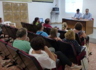presentación plan movilidad Albal