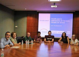 Estudio para la optimización de los servicios sociales de la ciudad de Torrent