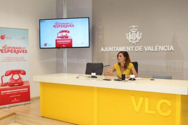 sandra Gomez ayuntamiento de Valencia 1