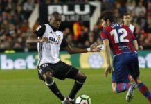 derbi Levante UD Valencia CF
