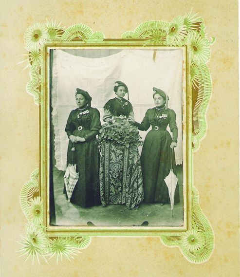 """""""Margaritas"""" de Manises. 1912."""