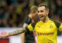 Alcácer Borussia Dortmund
