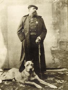 Carlos de Borbón y de Austria Este. Carlos VII para los carlistas