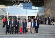 Diputación de Valencia presenta ante el Parlamento Europeo el proyecto por la integración social y laboral de Yátova