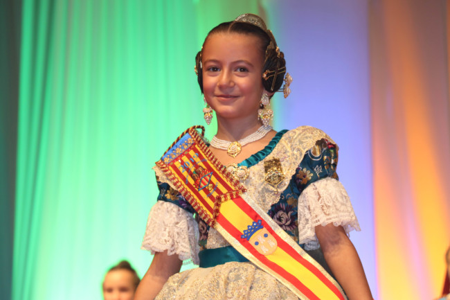 Fallera Major Infantil Torrent 2019 Leyre Gallego