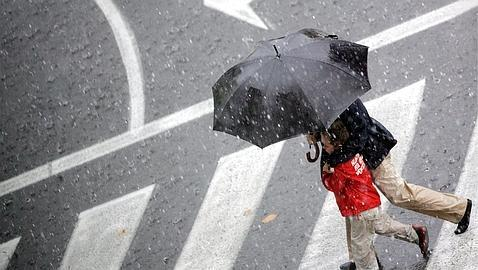 fuertes lluvias