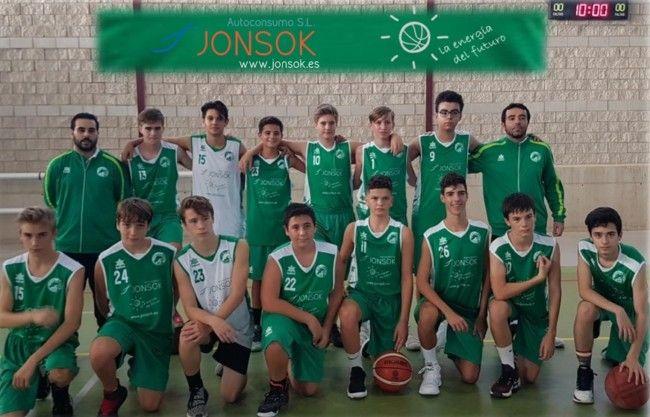 Nuevo equipo baloncesto El Puig
