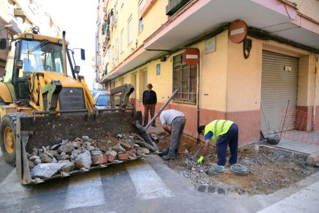 Paiporta obras calles