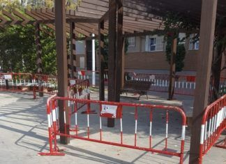 Paiporta plaza cerrada