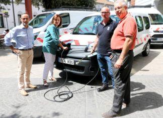 Quart de Poblet coche electrico