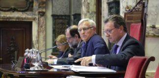 Joan Ribó pleno ayuntamiento de València