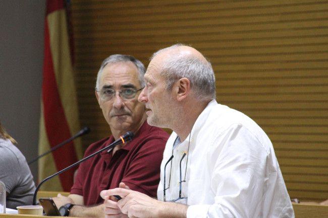 Voro Soler PSPV Godella Pleno ayuntamiento
