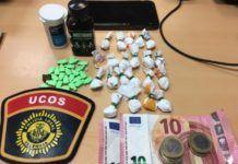 droga policia local valencia